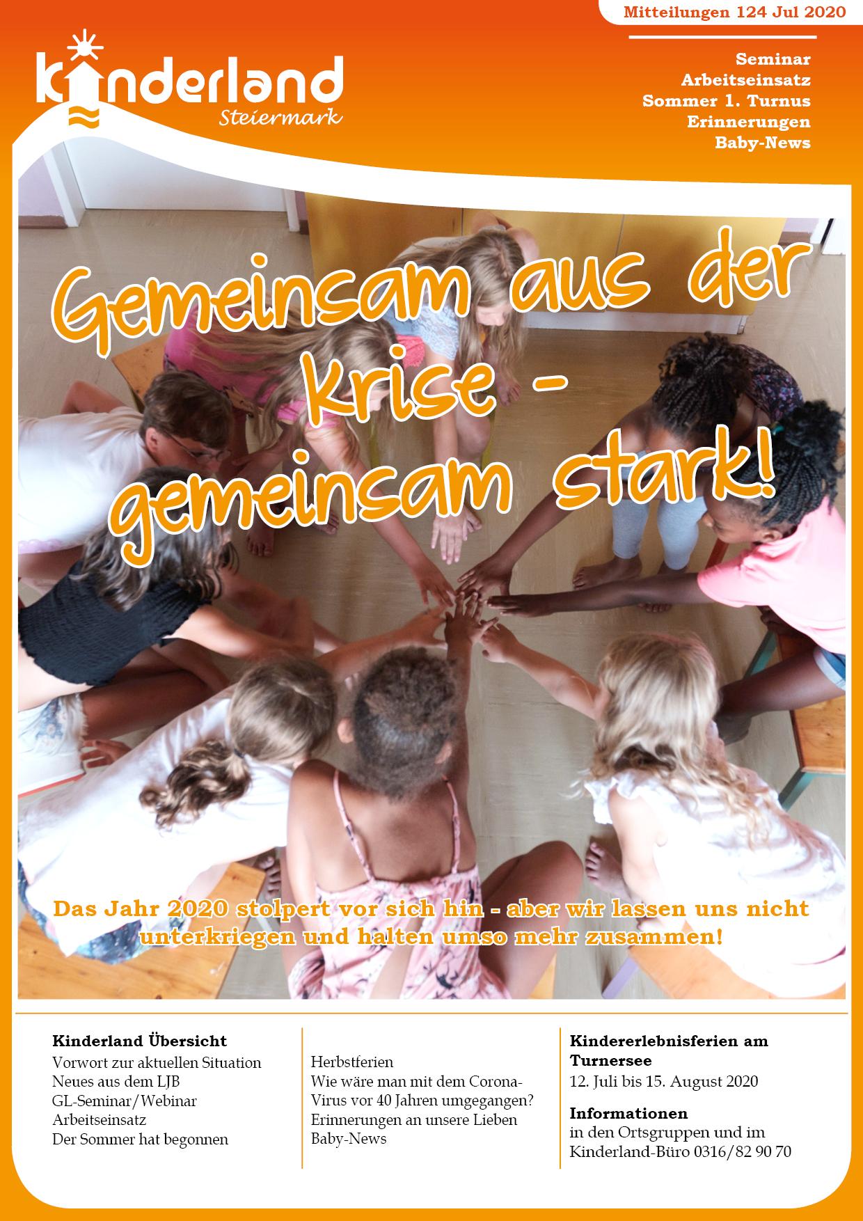 Kinderland Zeitung #124