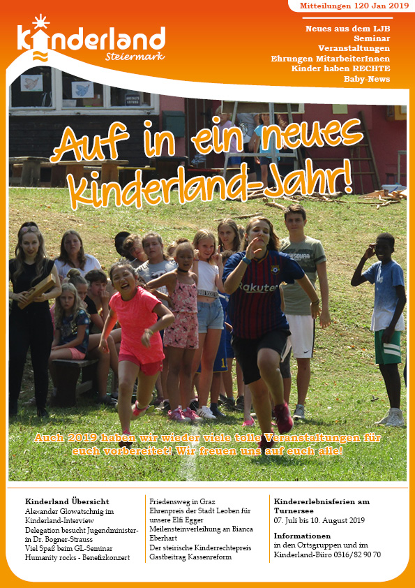 Kinderland Zeitung #120