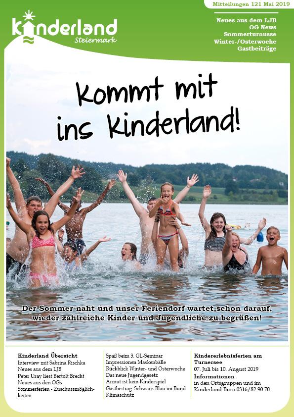Kinderland Zeitung #121