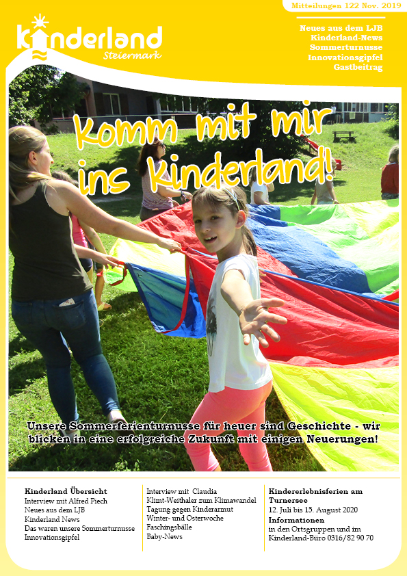Kinderland Zeitung #122