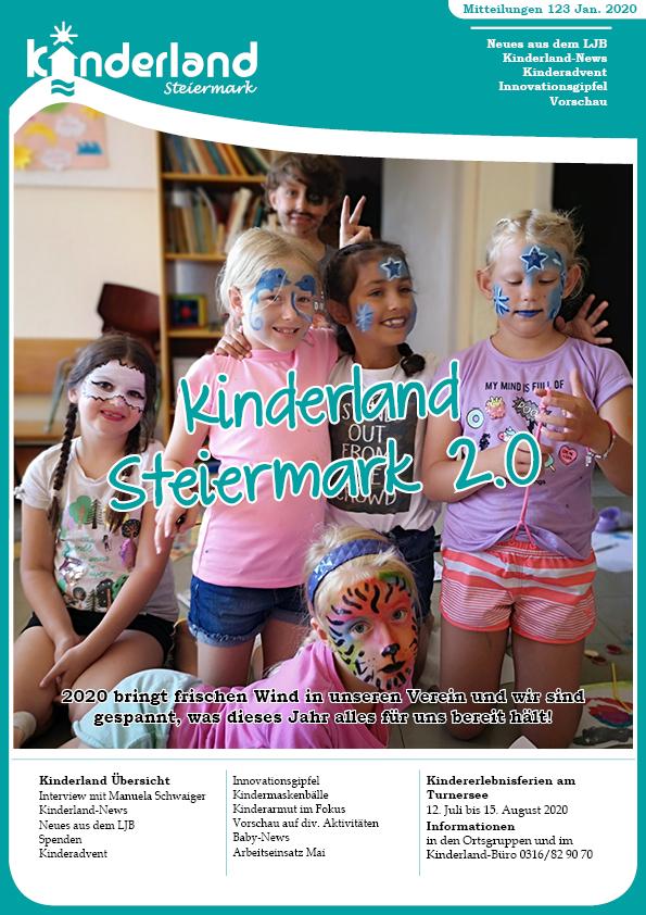 Kinderland Zeitung #123